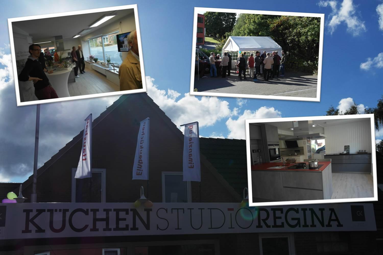 Neueröffnung Küchenstudio Regina