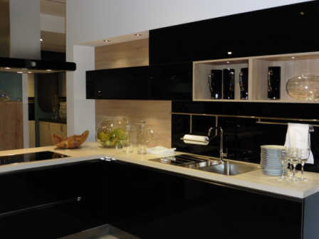 messe neuheiten k chenstudio regina. Black Bedroom Furniture Sets. Home Design Ideas